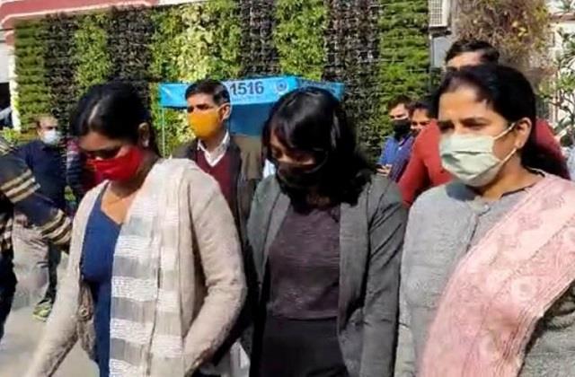 toolkit case sanyukt kisan morcha condemns ravi s arrest