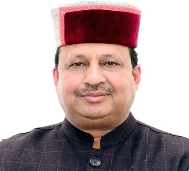 minister virender kanwar in assembly