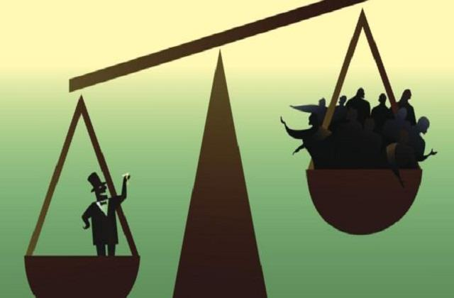 growing economic disparity in india is worrying