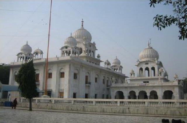 gurudwara bala sahib  hospital again in controversy
