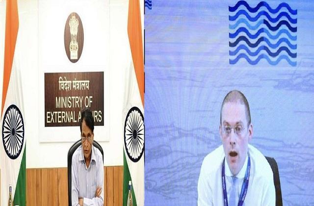 ब्रिटेन ने भारत को जी-7 देशों की बैठक में शामिल होने का दिया न्यौता, जून  में होगी बैठक - britain invites india to attend g7 meeting meeting to be  held in june