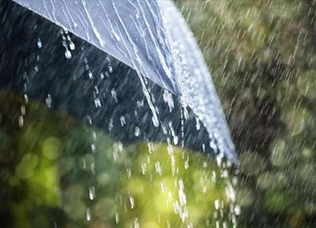 chance of rain and hail in punjab today