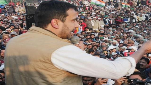 one district one crime dominated in up jayant chaudhary