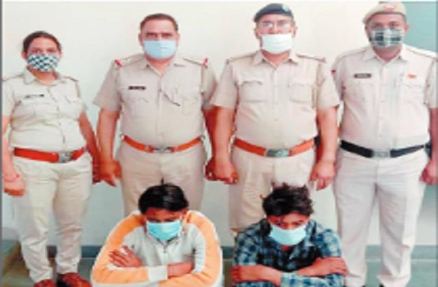 police action 2 miscreants arrested for drunk driving arrested