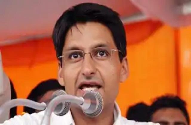 government making fun of farmers  sacrifices deepender hooda
