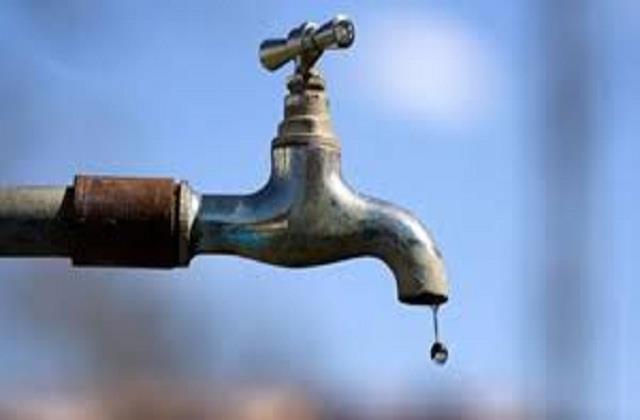 drinking water crisis in mcleodganj  after shimla