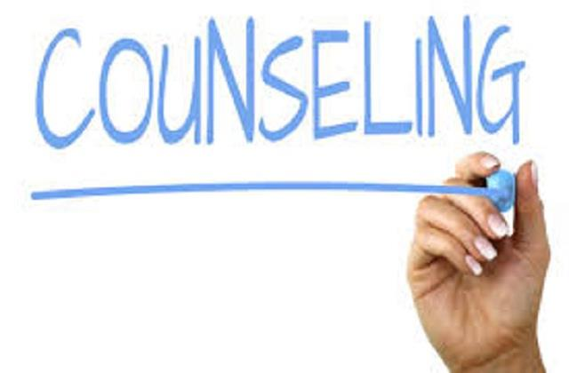 108 candidates participated in counseling