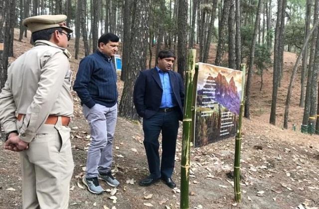 first forest medical center started in uttarakhand
