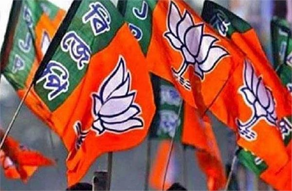 youth congress leader ravindra joins bjp