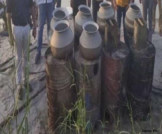 10000 lahan recovered