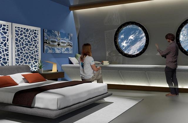 WOW: अंतरिक्ष में खुलेगा पहला स्पेस होटल, सिनेमा से लेकर जिम तक की होगी सुविधा