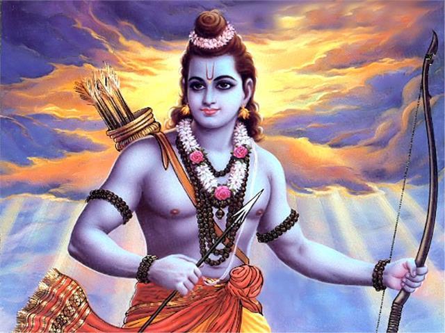shri ram is the symbol of indian values