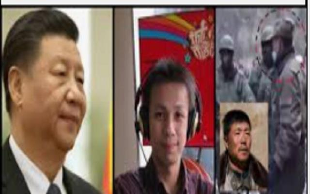 china charges blogger over posts on casualties in galwan clash with india