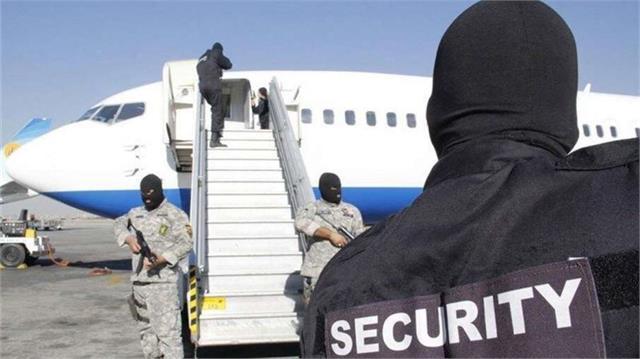 iran foiled plot to hijack passenger plane