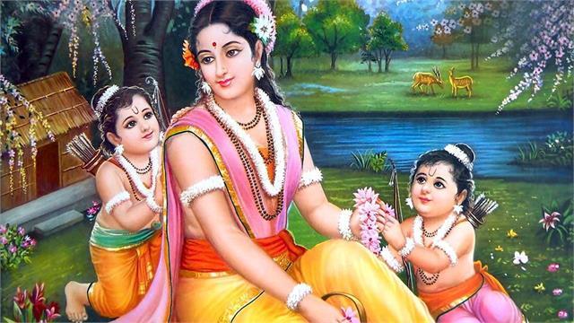 religious places related to devi sita