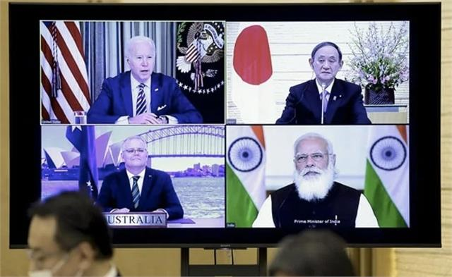 quad a significant initiative in indo pacific region say us admiral lawmakers
