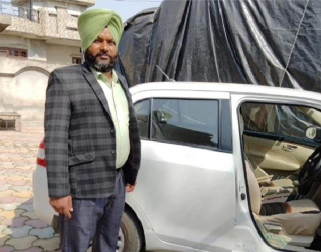 a person from abroad fired indiscriminately on the former army man