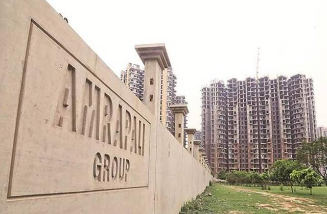 40 thousand buyers of amrapali will have to do this work