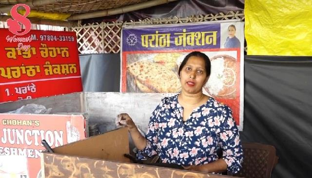 women s day special kanta chauhan is now running her family after cab driver