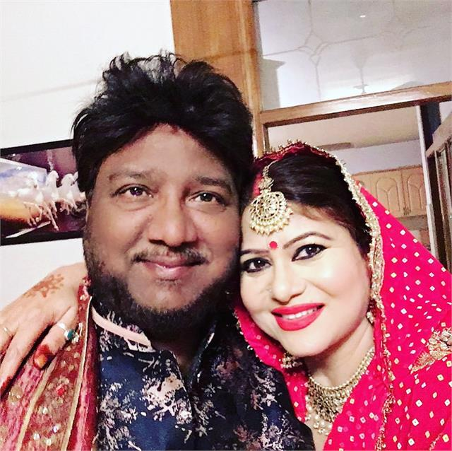 punjabi singer amar noori gave proof of wild love for sardul sikander