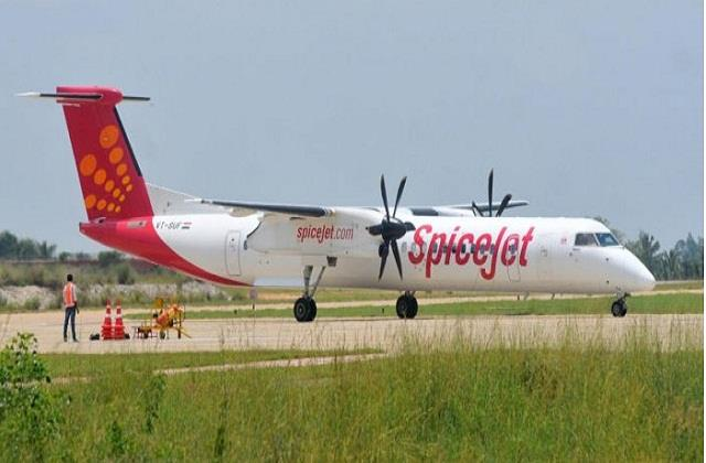 spicejet to fly to statue of unity central government grants permission