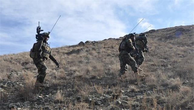 25 taliban militants killed in afghanistan