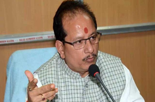 statement of vijay sinha