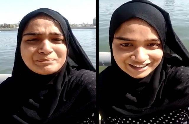 national news punjab kesari gujarat ayesha khan arif babukhan
