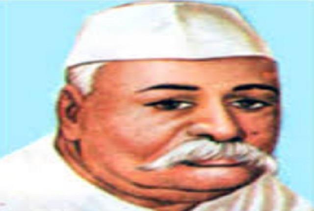 60th death anniversary of bharataratna pandit govind ballabh pant