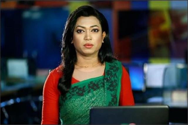 tashnuva became bangladesh s first transgender news anchor