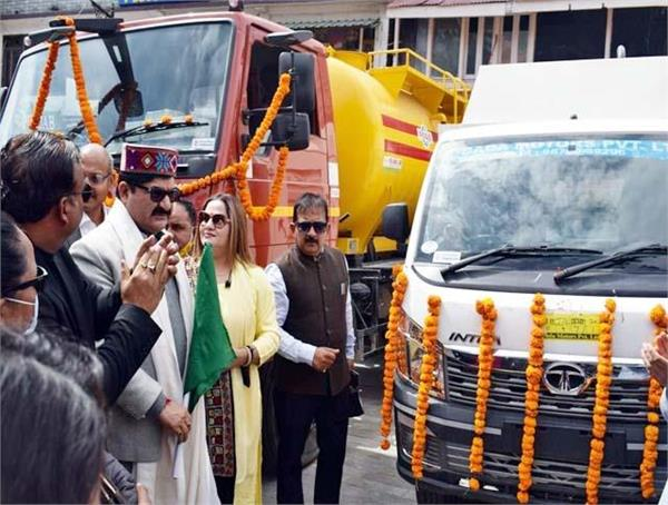 manali city will be cleaned with 1 3 crore machines