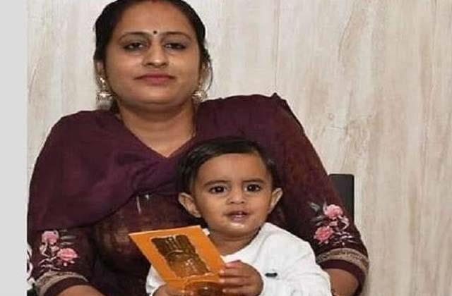 death of mother and daughter in road accident