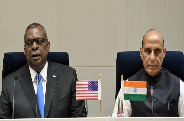 strengthening defense partnership with india priority of biden administration