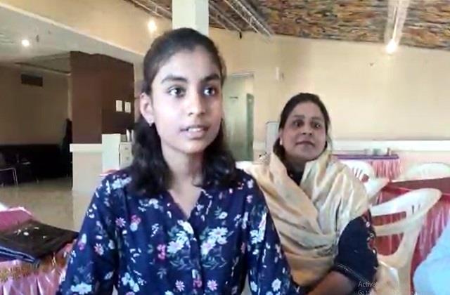 muslim girl from chhindwara memorized verses of gita