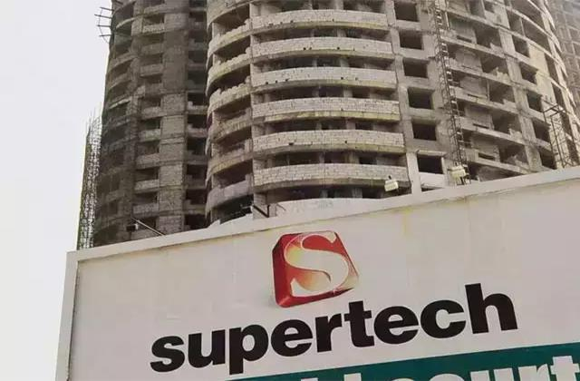 supertech to raise rs 2 300 crore by selling plot