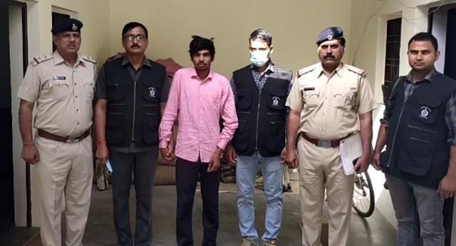 sharp shooter of gangster kuldeep arrested