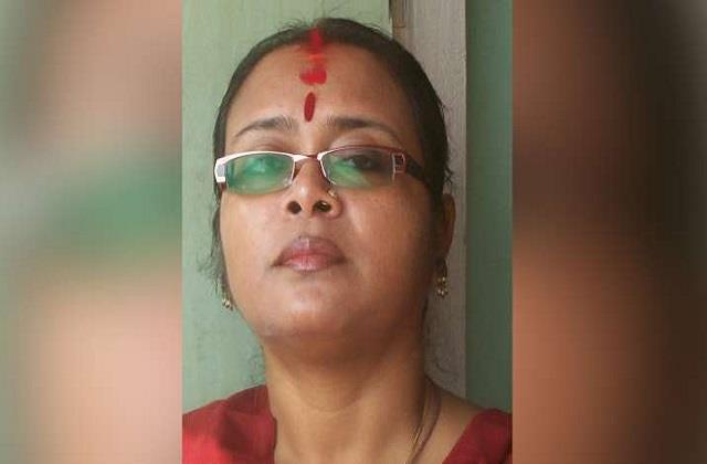 tmc mla sonali guha may be involved in bjp angry over not getting ticket