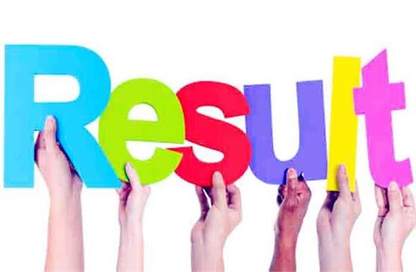 result of exam conducted for the posts of assistant manager declared