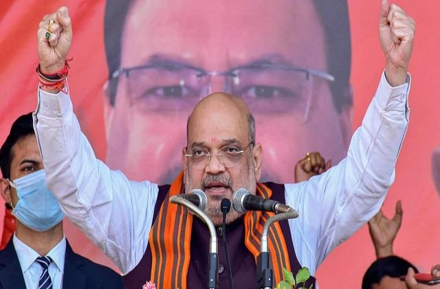 amit shah to visit tamil nadu and kerala tomorrow