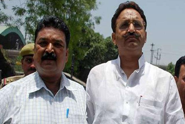 mukhtar ansari s life threat in up cases should be shifted to delhi rohatgi
