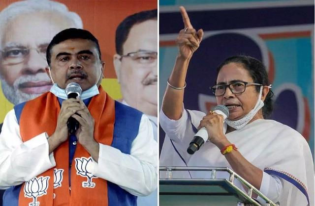bengal elections subhendu adhikari will challenge mamta who will win  khela