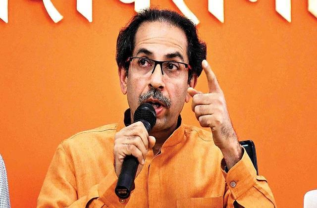 bjp should not teach us the lesson of hindutva thackeray
