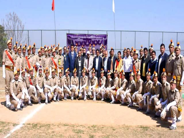 52 jawans of 32th batch ready to protect forest wealth