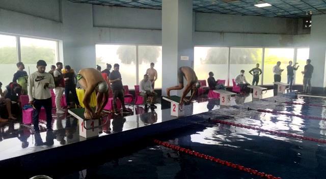 54th senior and 46th junior state swimming championships start