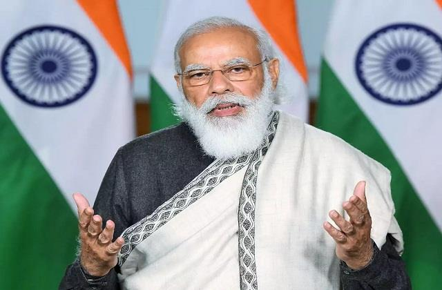 pm modi to hold summit with his swedish counterpart on friday