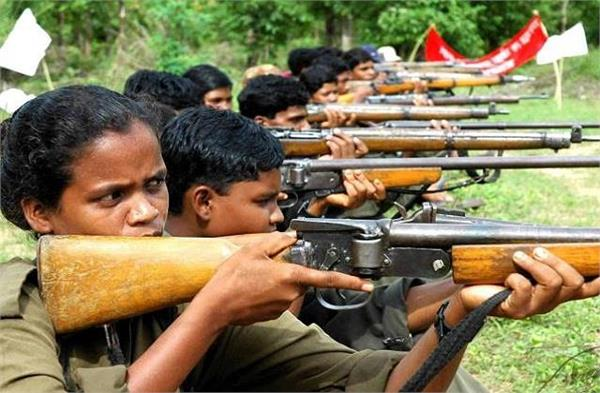 naxalism is a warning  after all whose responsibility