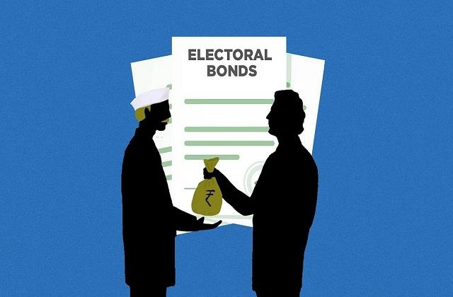 question by question on  electoral bond