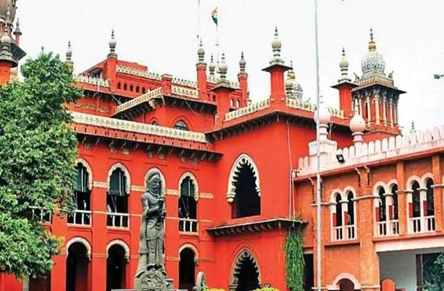 madras high court s strict reprimand to the election commission