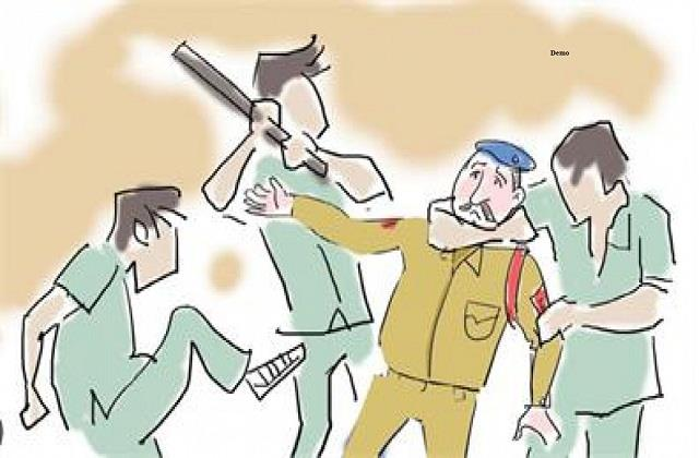 rapid attacks on government employees  by anti social elements