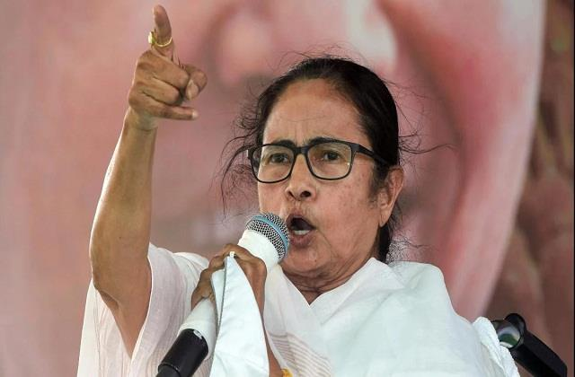 birthright fighter mamta banerjee landed in the marshy ground in this battle
